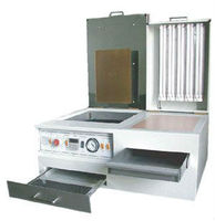 Best quality photopolymer rubber stamp making machine from the professional factory www.flexo.co.in