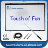 Touch Resource cheap interactive whiteboard 82 inch with CE & ROHS certified