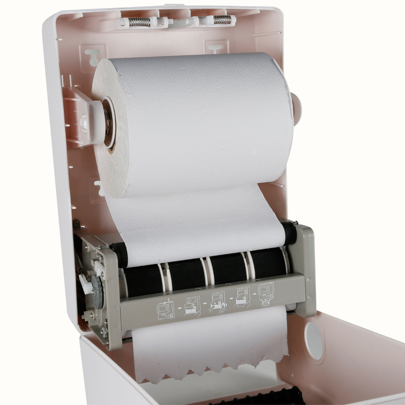 Auto Cut Paper Towel Dispenser Auto Cut Hand Towel Paper Dispenser