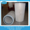 HMC low price industry pulse bag dust collector filters for cement dust