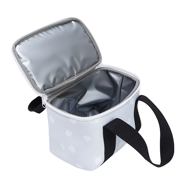 New Arrivals Large Capacity Neoprene Insulated Lunch Box Tote Bag For Picnic