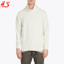Wholesale Dongguan Clothing Long Sleeve Funnel neck Sweatshirt For Men