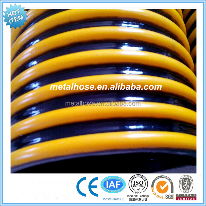 Suction PVC Hose/Plastic Reinforcement Pipe/customized large diameters