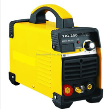ARC/TIG 140 PLASTIC DIGITAL DISPLAY MMA IGBT WELDER CHEAP ROBOTIC 2 IN 1 WELDING MACHINE