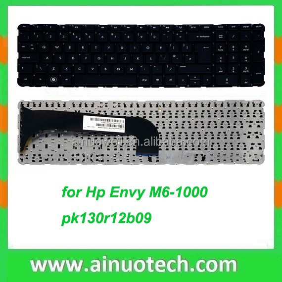 laptop 100% new original hebrew keyboard for hp compaq 6720s for Hp Envy M6-1000 pk130r12b09