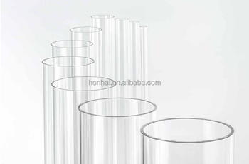 Explosion Proof Borosilicate Glass Tube