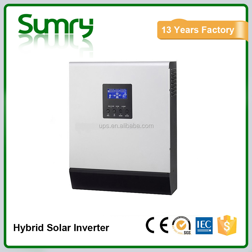 Sunray Power Hot Sale model!PS Series high frequency pure sine wave dc to ac pwm controller power inverter price,1kva to 5kva