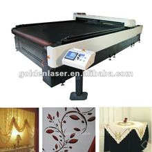 Sunscreen Fabric Laser Cutting Machine