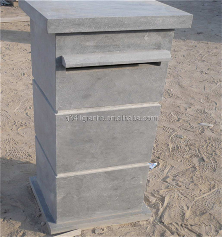 factory blue limestone on sales