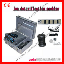 ion spa detox machine/ioninfra foot detox machine/foot detox apparatus