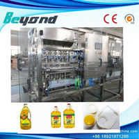edible oil bottling machinery