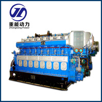 Factory outlet 1000kw Diesel engine and generator set for sale