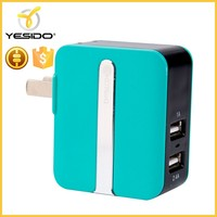 Dual-port USB charger direct charge 5v3.4A Rapid Universal multifunctional for Apple phone plug