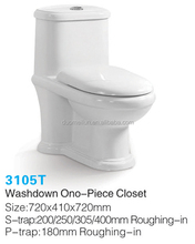 Bella Ceramic Sanitaryware P Trap Toilet Prices