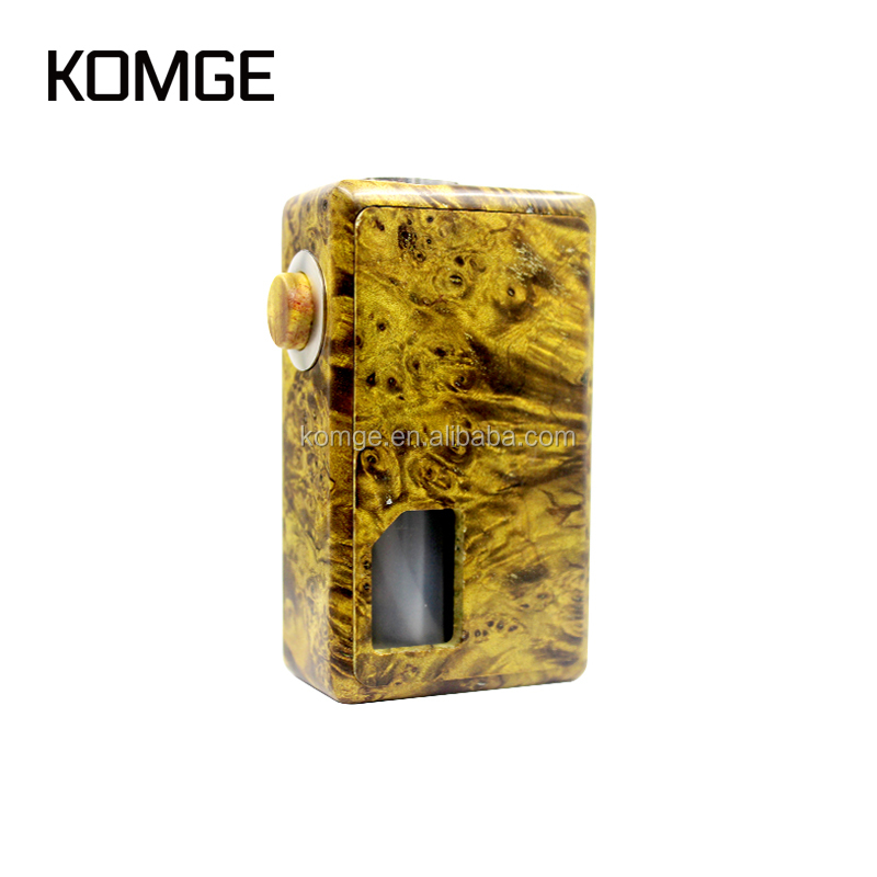 Komge Hottest Selling squonker mod bottom feeder with 510 connector