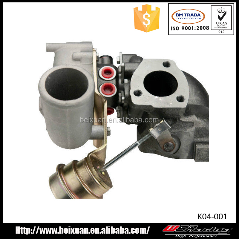 K04 turbo for SKODA OCTAVIA 1.8T 180HP turbocharger cheap turbos for sale