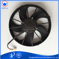 High speed bus air conditioner evaporative condenser for golden dragon bus models