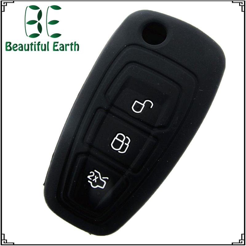 Plastic ford silicone remote key frequency for wholesales