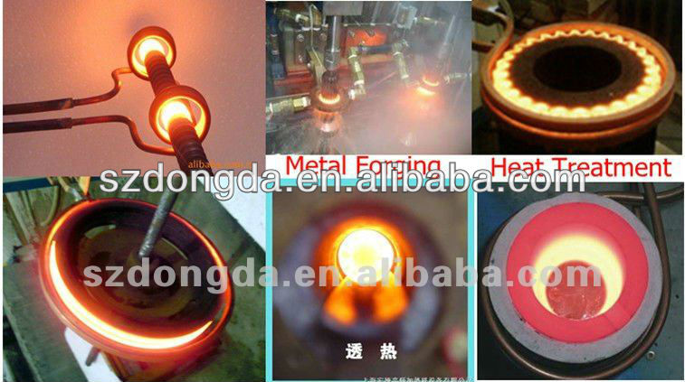 Gas Fired Aluminum Melting Furnace Big factory in Chian