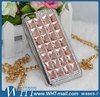 Luxury Diamond Back Cover Case for iPhone 5S,for iPhone 5S Bling Case