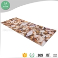 High quality manufacturer folding exercise printed yoga mat