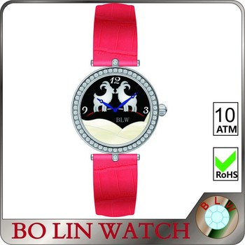 diamond ladies watch