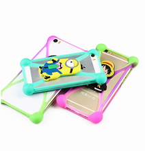 High quality universal cartoon camera lens cover for mobile phone