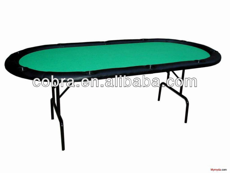 Professional casino poker table dimension