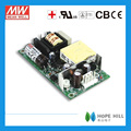 MEANWELL NFM-20-15 15V 20W 1.4A Output Switching Power Supply