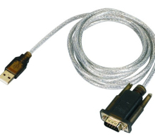 FTDI chipset USB RS232 cable Serial converter With certification supplier