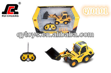 1:20 6CH mini rc car engineering car with good quality and license