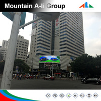 Waterproof Full Color P10 Screen Outdoor LED