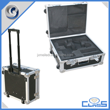 MLD-AC2547 Streamlined Rounded Protective Corners Metal Tool Case Aluminum Box