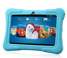 "Android 4.4 Wi-Fi Tablet PC 7"" Five-Point Multitouch Display Kids Edition mini Tablet for Education"