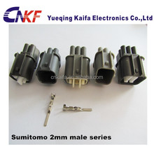 sumitomo 2mm 12v pitch terminal series male HW Honda electrical Connector