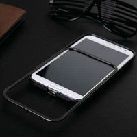 high quality wholesale price unique customized fashion color aluminum bumper case for samsung galaxy note ii n7100