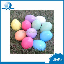 Artificial Emulational Colorful Eggs Wood Toy