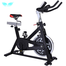 ES-703 Bodyfit Spinning Bike Lightweight Exercise Machine,used running machine