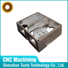 Factory custom fabrication quality machining parts 316 stainless steel case