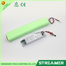 Emergency Battery Pack for led lamp with TUV CE CB certificate