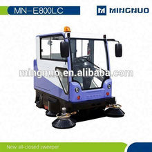 sweeping equipment turf sweeper road sweeper