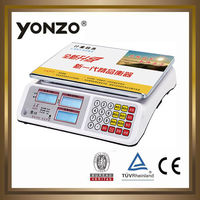 30kg 40kg electronic density scale with good battery
