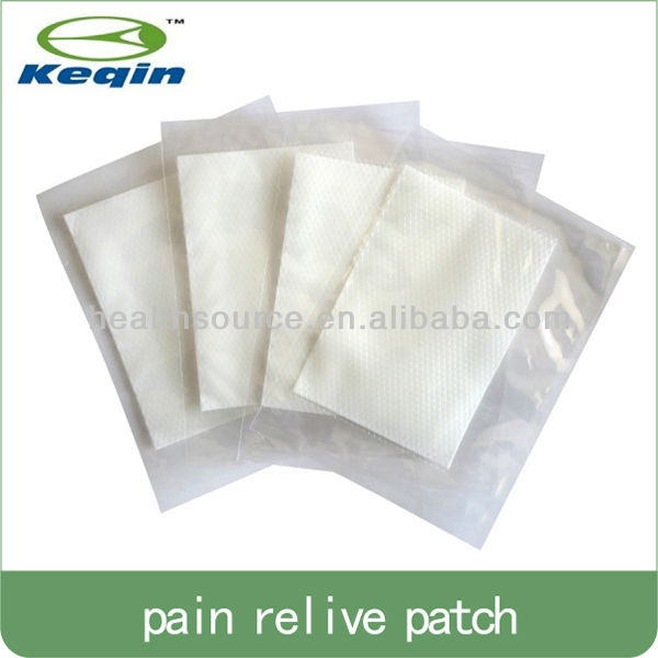 2013-new chinese medical pain relieving patch