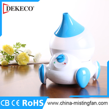 Baby ultrasonic anion mist humidifier mist maker fogger OEM price