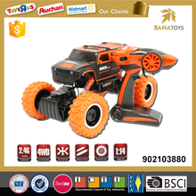 1:14 remote control electric rc car