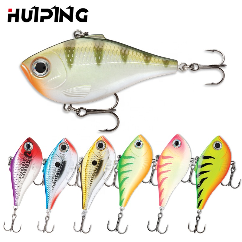 <strong>Fishing</strong> Lures Wholesale 55mm 10g VIB <strong>Fishing</strong> Lure Winter Ice <strong>Fishing</strong> Tackle Vibration Spinner Lipless Crankbait V040