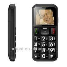 big button senior mobile phone with arabic keypad