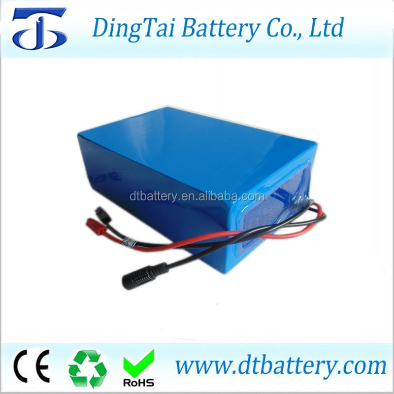 customized 36v 30ah lithium electric wheelchair battery pack