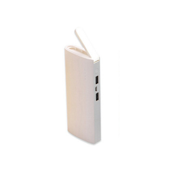 New Arrival Innovative LED Power Bank White For Sale