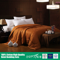 Hotel bedding/China manufacture super quality silky soft 100% bamboo fiber quilt cover set